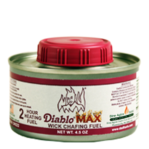 2-Hour Diablo MAX Chafing Fuel