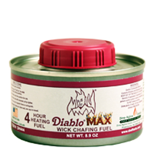 4-Hour Diablo MAX Chafing Fuel