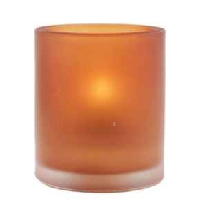 Amber-Frost-Movado-Round-Table-Lamp