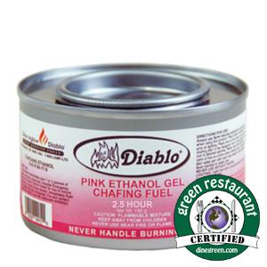 Pink Ethanol Chafing Gel