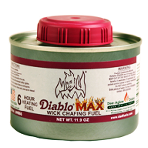 6-Hour Diablo MAX Chafing Fuel