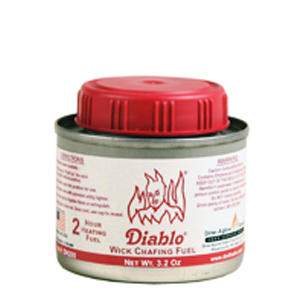 2-Hour Diablo Wick Chafing Fuel