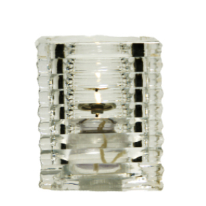 Mini-Cami-Horizontal-Rib-Clear-Block-Table-Lamp